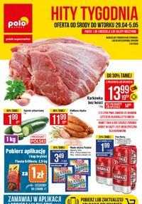 Gazetka promocyjna POLOmarket - Polomarket - oferta od środy do wtorku - ważna do 05-05-2020