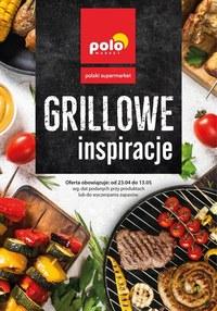 Gazetka promocyjna POLOmarket - Grillowe inspiracje w Polomarket - ważna do 15-05-2020