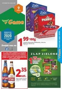 Gazetka promocyjna Gama - Oferta handlowa Gama - ważna do 11-05-2020