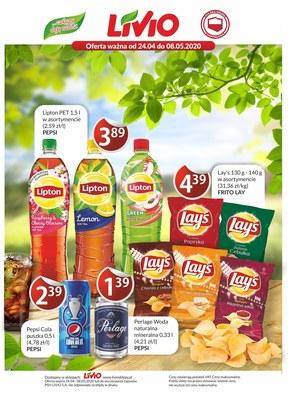 Promocje w sklepach Livio!