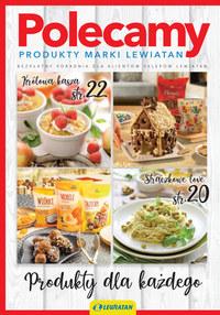 Gazetka promocyjna Lewiatan - Produkty dla każdego w Lewiatanie - ważna do 30-04-2020