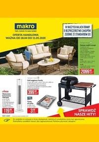 Gazetka promocyjna Makro Cash&Carry - Oferta handlowa Makro - ważna do 11-05-2020