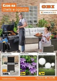 Gazetka promocyjna OBI - Czas na chwilę w ogrodzie z OBI - ważna do 12-05-2020