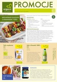 Gazetka promocyjna Organic - Promocje w sklepach Organic - ważna do 31-05-2020