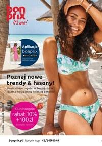 Gazetka promocyjna BonPrix - Bonprix - poznaj nowe trendy i fasony!