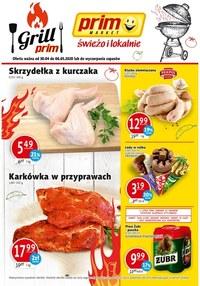 Gazetka promocyjna Prim Market - Grilluj z Prim Market - ważna do 06-05-2020