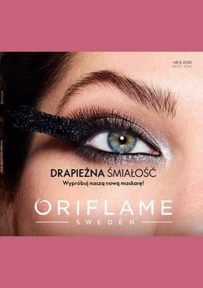 Wypróbuj nową mascarę z Oriflame!