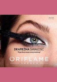 Gazetka promocyjna Oriflame - Wypróbuj nową mascarę z Oriflame! - ważna do 08-06-2020