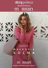 Gazetka promocyjna Monnari - Szukaj sukienek na wiosnę w Monnari! - ważna do 10-05-2020