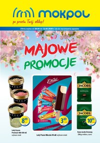 Gazetka promocyjna Mokpol - Majowe promocje w Mokpol! - ważna do 12-05-2020