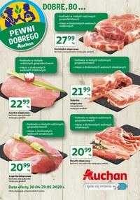 Gazetka promocyjna Auchan Hipermarket - Dni dobrego w Auchan Hipermarket - ważna do 29-05-2020