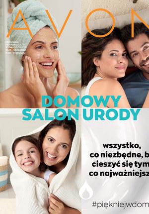 Gazetka promocyjna Avon - Domowy salon urody z Avon!