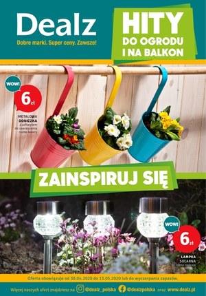 Gazetka promocyjna Dealz - Dealz - hity do ogrodu i na balkon