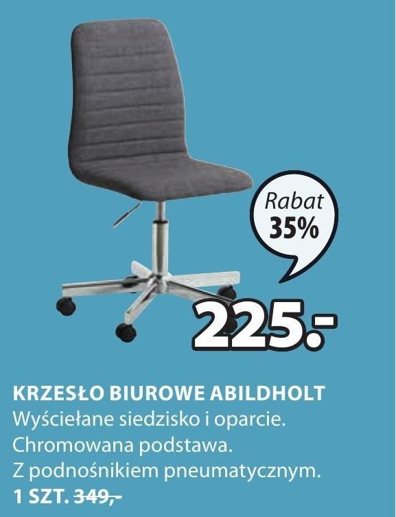 ARCHIWUM | Ceny promocyjne Krzesło biurowe ulotki