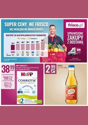 Super ceny we Frisco