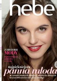 Gazetka promocyjna Hebe - Hebe - Najpiękniejsza panna młoda - ważna do 31-05-2020