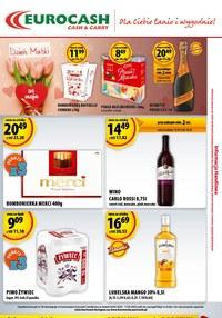 Gazetka promocyjna Eurocash Cash&Carry - Eurocash - dla Ciebie tanio i wygodnie! - ważna do 17-05-2020