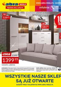 Gazetka promocyjna Abra - Abra - najniższe ceny! - ważna do 18-05-2020