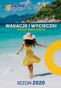 Gazetka promocyjna Oskar Tours - Wakacje i wycieczki - okar Tours - ważna do 31-10-2020