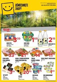 Gazetka promocyjna Uśmiechnięte zakupy - Gazetka promocyjna Uśmiechnięte Zakupy - ważna do 17-05-2020