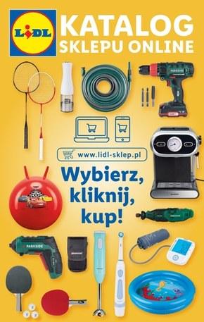 Katalog sklepu online Lidl