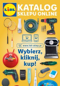 Gazetka promocyjna Lidl - Katalog sklepu online Lidl - ważna do 06-06-2020