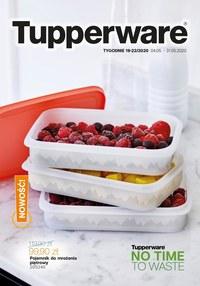 Gazetka promocyjna Tupperware - Zachowaj świeżość na dłużej z Tupperware - ważna do 31-05-2020
