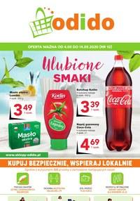 Gazetka promocyjna Odido - Ulubione smaki w Odido - ważna do 14-05-2020