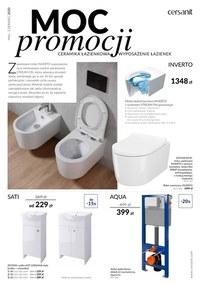 Gazetka promocyjna Cersanit - Moc promocji w Cersanit - ważna do 30-06-2020