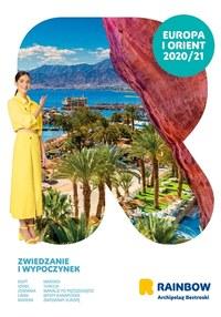 Gazetka promocyjna Rainbow Tours - Katalog Rainbow - Zima 2020/21 - ważna do 28-02-2021
