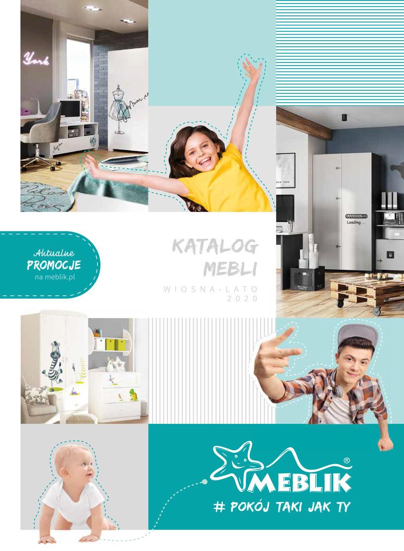 Gazetka promocyjna Meblik - ważna od 01. 05. 2020 do 31. 08. 2020