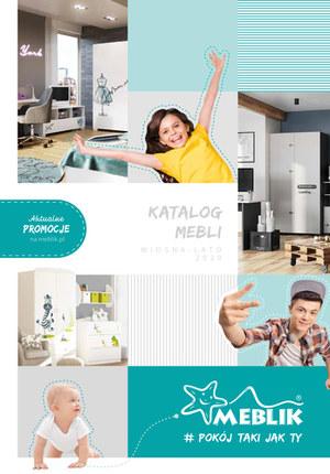 Gazetka promocyjna Meblik - Katalog Meblik - Wiosna\Lato 2020