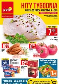 Gazetka promocyjna POLOmarket - Hity tygodnia w POLOmarket - ważna do 12-05-2020