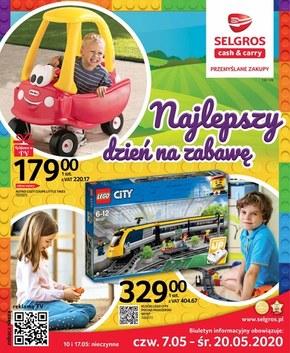 Dzień Dziecka w Selgros!