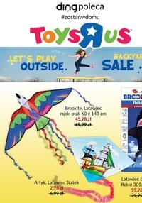 """Gazetka promocyjna Toys""""R""""Us - Dzień dziecka z Toys""""R""""Us - ważna do 17-05-2020"""