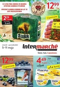 Gazetka promocyjna Intermarche Super - Świeże promocje w Intermarche - ważna do 11-05-2020