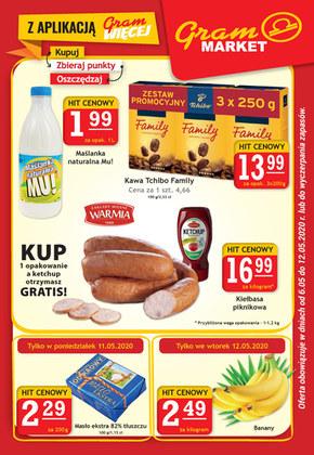 Kupuj więcej w Gram Market