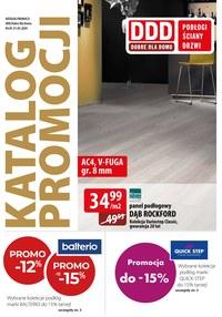 Gazetka promocyjna DDD - Katalog promocji DDD - ważna do 31-05-2020