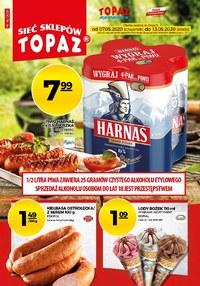Gazetka promocyjna Topaz - Topaz - oferta handlowa - ważna do 13-05-2020