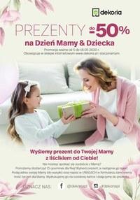 Gazetka promocyjna Dekoria - Dekoria - dekoracje - ważna do 18-05-2020