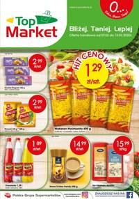 Gazetka promocyjna Top Market - Oferta handlowa Top Market - ważna do 13-05-2020