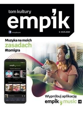 Muzyka na Twoich zasadach w EMPiK