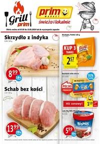 Gazetka promocyjna Prim Market - Prim market - świeżo i lokalnie - ważna do 13-05-2020