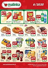 Promocje w Malinka Market