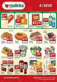 Gazetka promocyjna MALINKA Market - Promocje w Malinka Market - ważna do 20-05-2020