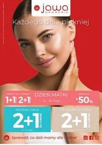 Gazetka promocyjna Jawa Drogerie - Każdego dnia piękniej z Jawa Drogerie - ważna do 03-06-2020