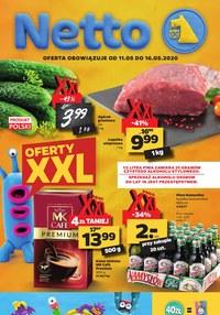 Gazetka promocyjna Netto - Oferta spożywcza Netto! - ważna do 16-05-2020
