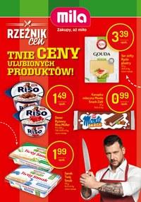 Gazetka promocyjna MILA - Miłe zakupy w Mila - ważna do 13-05-2020