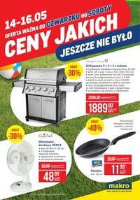 Gazetka promocyjna Makro Cash&Carry - Takich cen w makro jeszcze nie było! - ważna do 16-05-2020