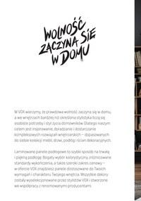 Gazetka promocyjna VOX - Katalog 2020 VOX